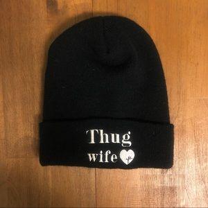 Thug Wife Beanie